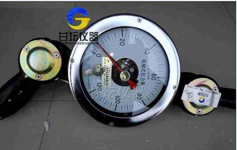 拉力表0-120KN,钢丝绳允许拉力表