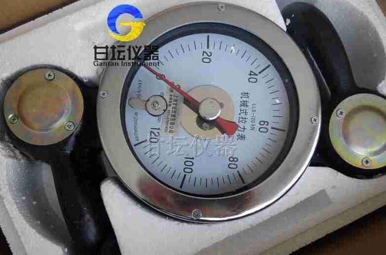 3吨_30KN机械式拉力表,钢筋拉力计