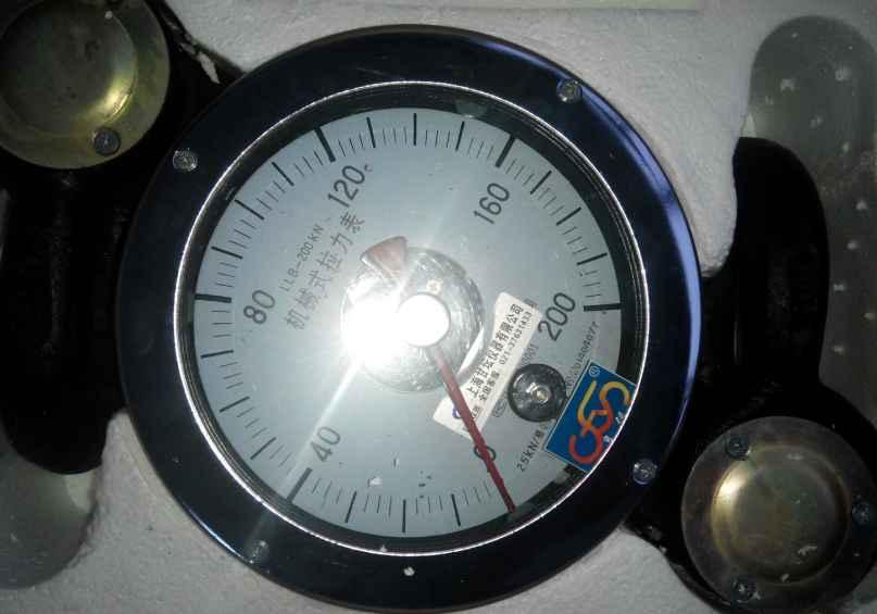 机械式拉力表10t供应-指针显示.可测拉.称重