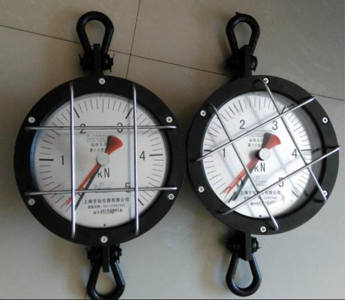 拉力表.钢丝绳索牵引用FX-20K机械式拉力表