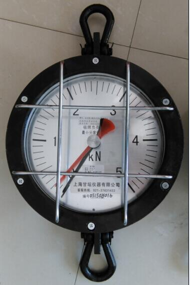 拉力表,20t机械式拉力仪表(小写数字显示)
