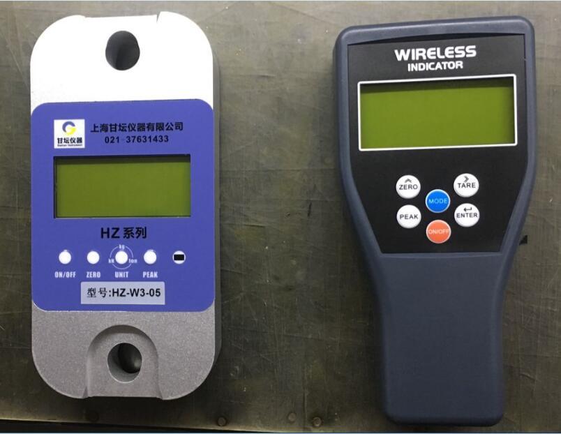 高精度无线拉力计10-5000KN 金属专测力用