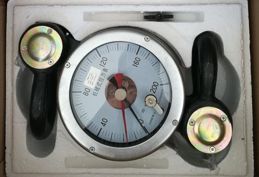 油田用拉力表FX-160kn、矿井下用16t机械式测力计